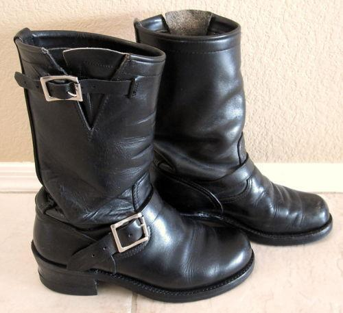 hochland vintage boots