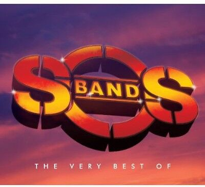 Изображение товара The S.O.S. Band - Very Best of [New CD] UK - Import