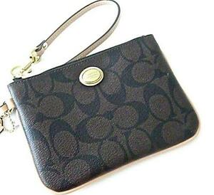 coach bags in outlet stores ppu6  coach wallet brown