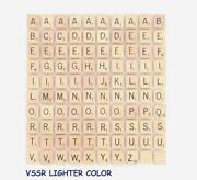 Vintage Scrabble