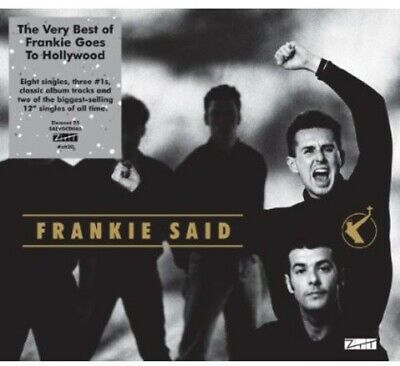Frankie Goes To Hollywood - Frankie Said: The Very Best Of (CD Used Very