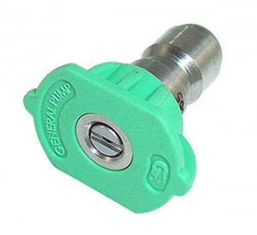General Pump 9.802-305.0 Green QC Nozzle 25055 (25 Degrees, Size #055)