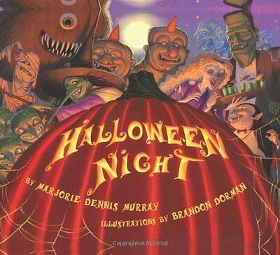 Halloween Night by Marjorie Dennis Murray
