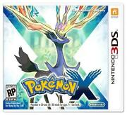 Nintendo 3DS Games Pokemon