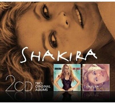Shakira   She Wolf Sale El Sol  New Cd  Holland   Import