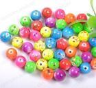 8mm Round Acrylic Beads