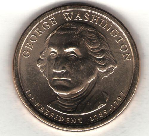 George Washington 1st President Coin Ebay