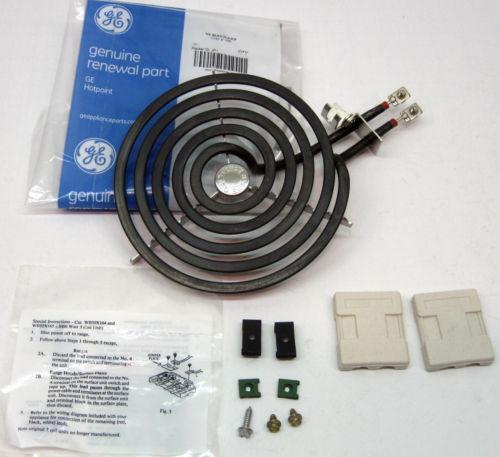 Ge Electric Burner Parts Amp Accessories Ebay