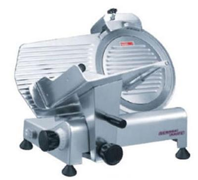 German Knife Gs-12ld 12 Manual Meat Deli Slicer Belt Driven Light Duty .5 Hp