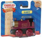 Thomas Wooden Lady