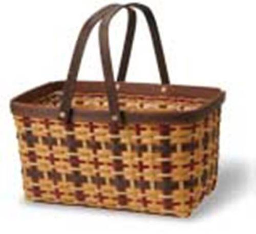 Longaberger Extra Small Foyer Basket : Longaberger basket large ebay