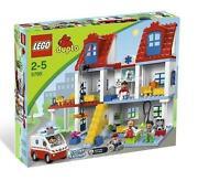 Lego Duplo Stadtkrankenhaus