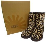 Cheetah Print Uggs