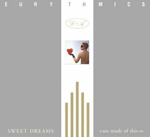 EURYTHMICS : SWEET DREAMS (ARE MADE OF THIS) (CD) sealed