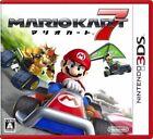 Mario Kart 7 Nintendo 3DS Video Games