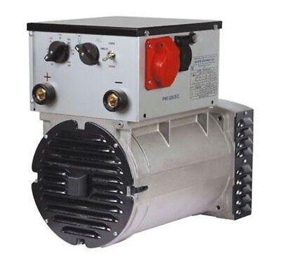 Meccalte Tapered Cone 5000 Watt 240amp Weldergenerator Head Pw2-240