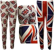 Union Jack Trousers