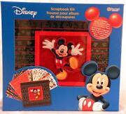 Disney Scrapbook Kit
