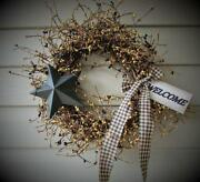 Primitive Wreath