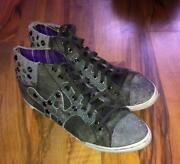 Sneaker Grau 39