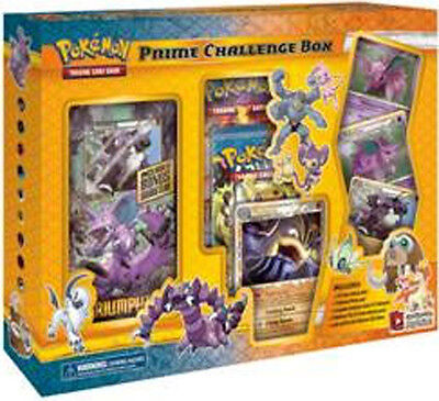 Heart Gold Soul Silver Machamp Prime Challenge Box Triumphant POKEMON TCG HGSS