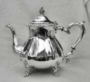 Oneida Teapot