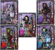 Monster High Scaris