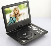 Tragbarer DVD Player mit TV