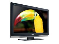 Sharp 42 inch Full HD 1080p LCD TV, Freeview built in, 2 x HDMI not 37 39 40 43 May Deliver Locally