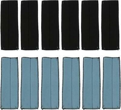 Replacement Sweatband For Hard Hatbump Cap Pack Of 12