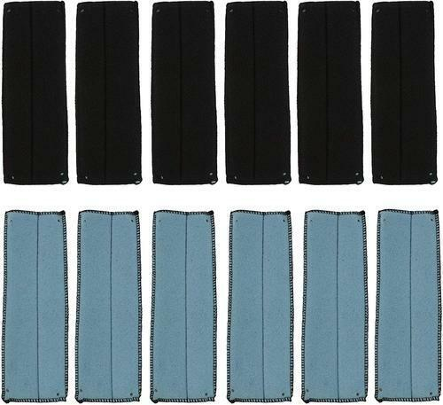 Replacement Sweatband For Hard Hat/Bump Cap (Pack of 12)