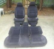 Jetta Seats