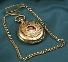 Gold Plated Modern Pocket Watches
