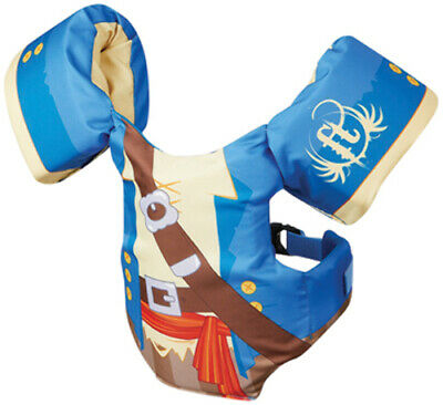 LITTLE DIPPERS CHILD LIFE JACKET-Child 30-50 lbs, Pirate