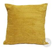 Jumbo Cord Cushions
