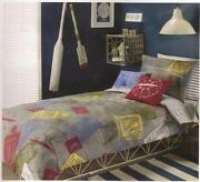 New York Quilt Cover