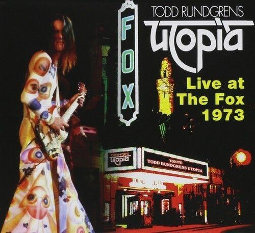 Todd Rundgren - Utopia: Live at the Fox Atlanta [New CD]