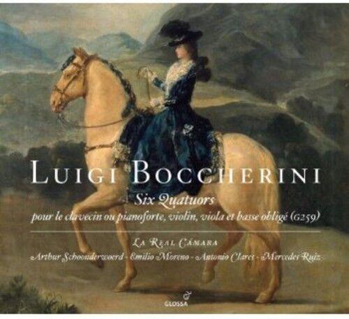 La Real C mara, L. Boccherini - Six Quatuors [New CD]