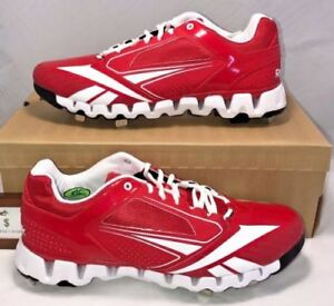 REEBOK ZIGTECH BASEBALL  SHOES  NEW IN BOX