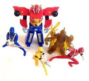 Power Rangers RPM Megazord
