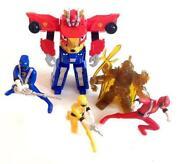 Power Rangers RPM Megazord