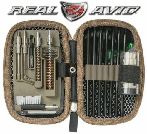 Real Avid Gun Boss .223/5.56 Gun Cleaning Kit AVGCKAR15
