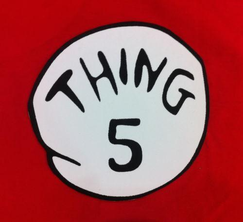 Thing 5 Clothing Shoes Amp Accessories Ebay