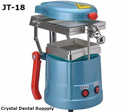 Jt-18 Dental Vacuum Forming Molding Machine - Ship From Usa
