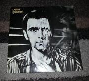Peter Gabriel LP