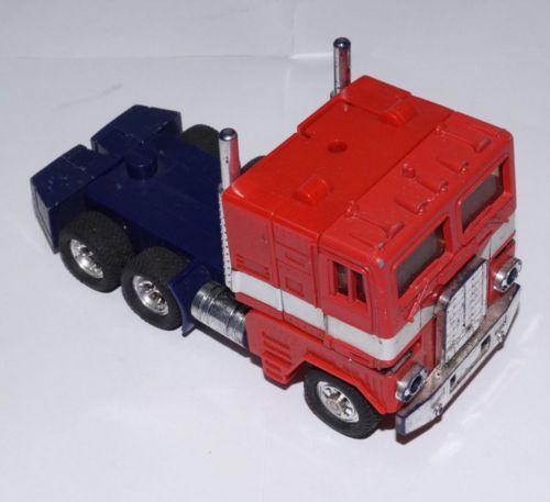 Optimus Prime G1 1984