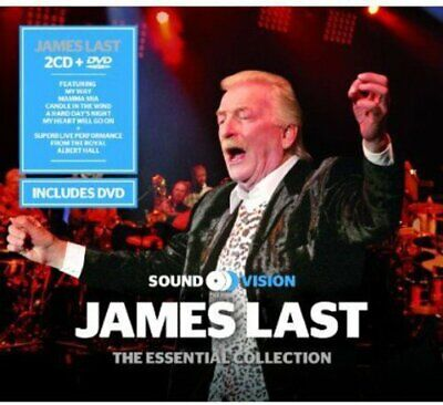 James Last - The Essential Collection [2CD + DVD]