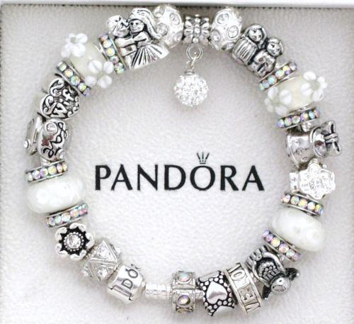 Pandora Wedding Charm EBay