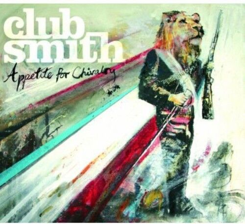 Club Smith - Appetite for Chivalry [New CD]
