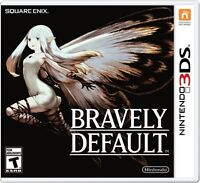 3DS Bravely Default, Fire Emblem Awakening, Tales of Zesteria